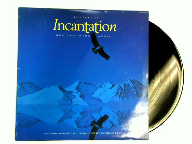 The Best Of Incantation LP 1st By Incantation