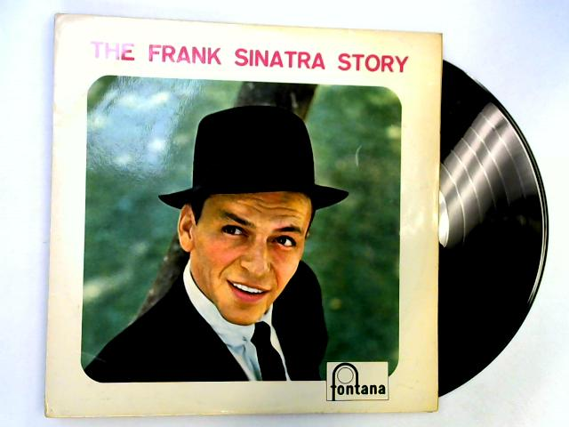 The Frank Sinatra Story LP by Frank Sinatra