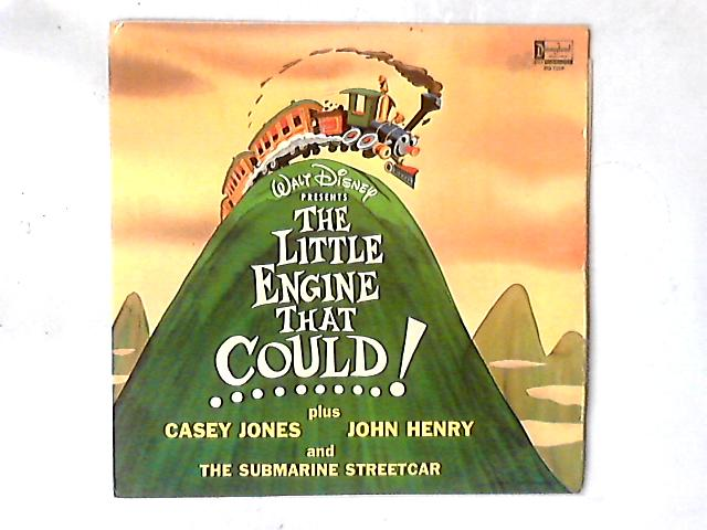 The Little Engine That Could LP by Walt Disney