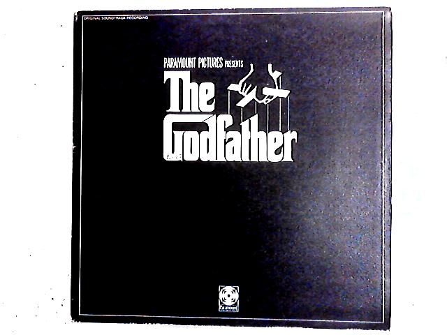 The Godfather (Original Soundtrack Recording) LP Gat By Nino Rota