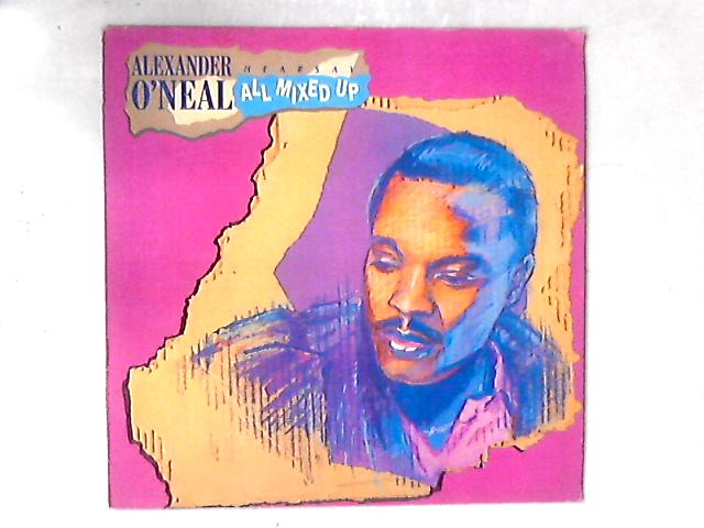 Hearsay - All Mixed Up LP by Alexander O'Neal