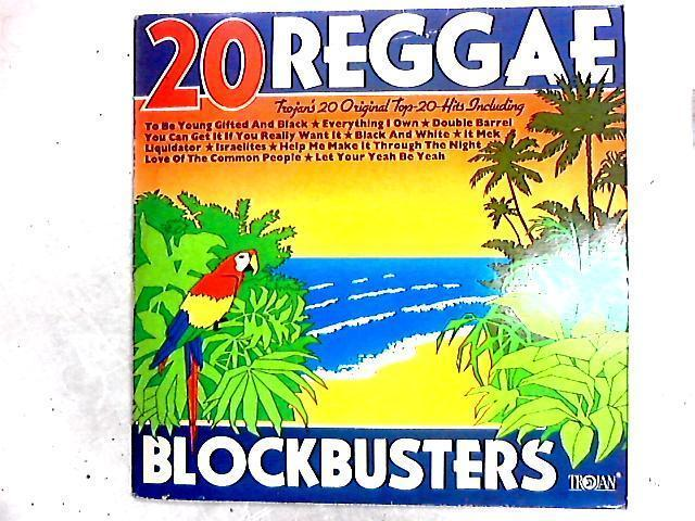 20 Reggae Blockbusters LP COMP by Various
