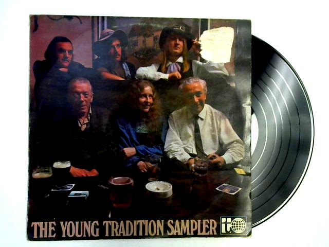 The Young Tradition Sampler LP 1st by The Young Tradition