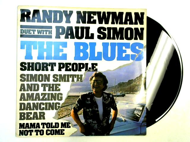 The Blues 12in 1st by Randy Newman