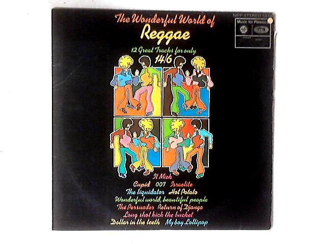The Wonderful World Of Reggae LP By Unknown Artist
