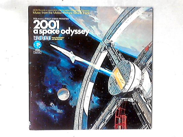 2001 - A Space Odyssey LP COMP by Various