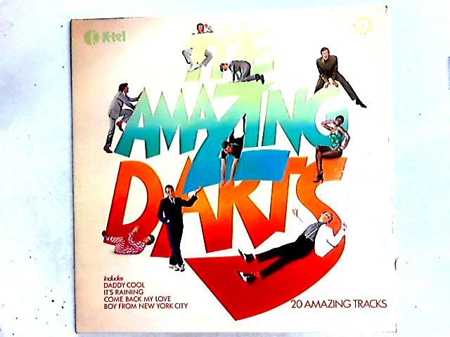 The Amazing Darts LP Gat by Darts