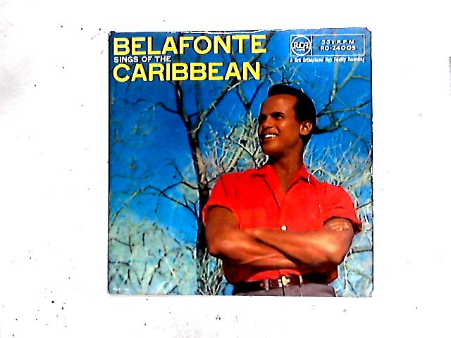 Belafonte Sings Of The Caribbean 10in LP by Harry Belafonte