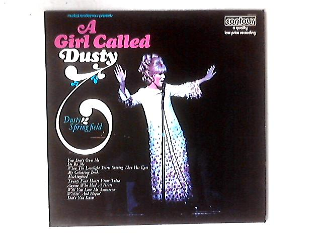 A Girl Called Dusty LP by Dusty Springfield