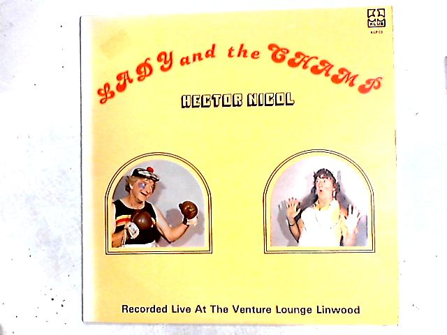 Lady and The Champ LP by Hector Nicol