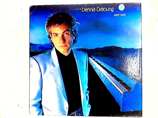 Desert Moon LP by Dennis DeYoung