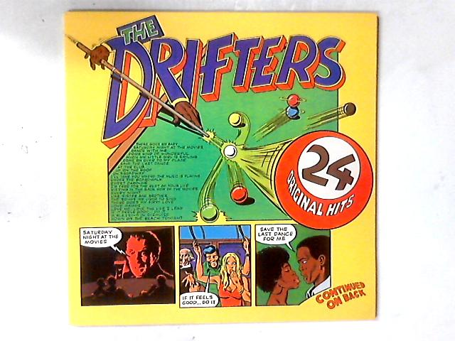 24 Original Hits LP COMP by The Drifters