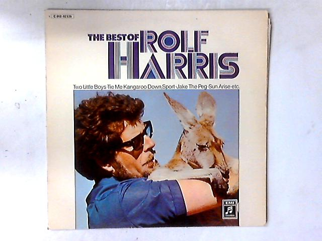 The Best Of LP COMP by Rolf Harris