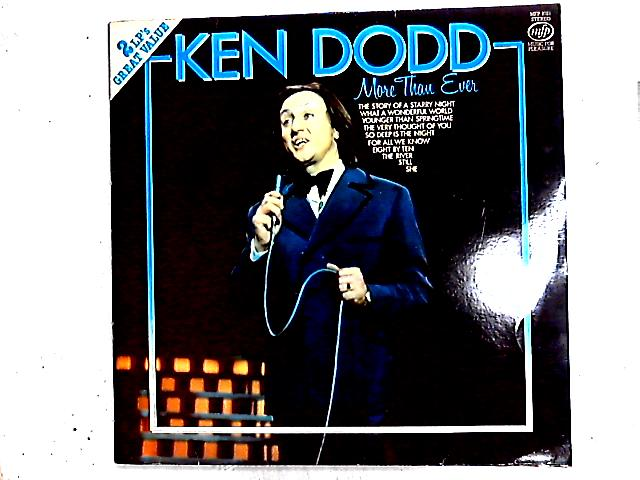 More Than Ever 2LP Comp by Ken Dodd