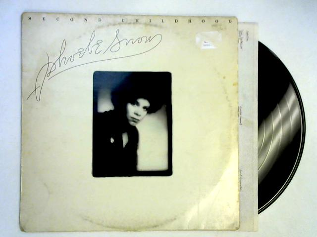 Second Childhood LP By Phoebe Snow