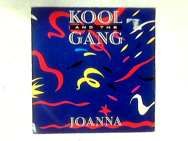 Joanna / Tonight / You Can Do It 12in by Kool & The Gang