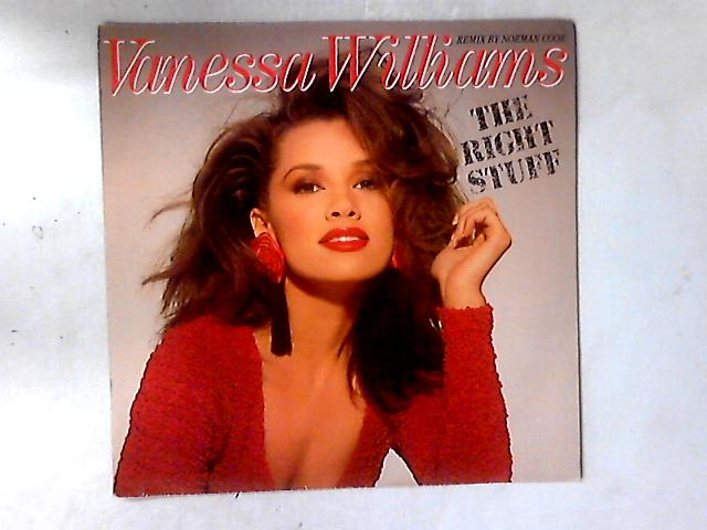 The Right Stuff (Remix By Norman Cook) 12in by Vanessa Williams