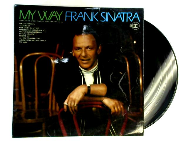 My Way LP 1st by Frank Sinatra
