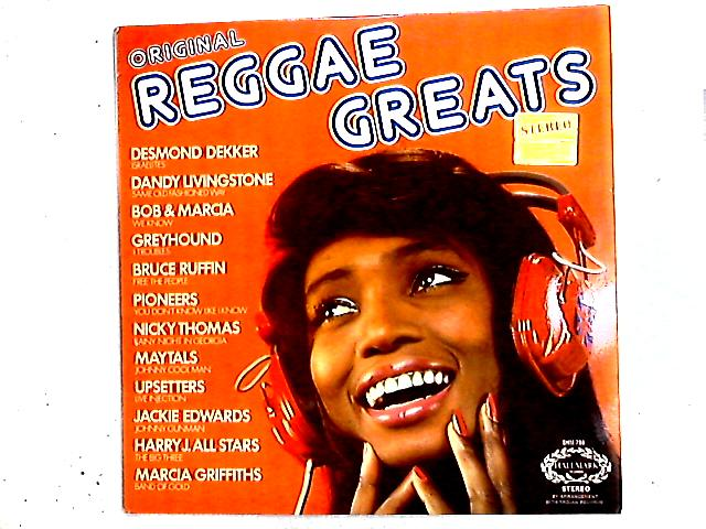 Original Reggae Greats Comp by Various