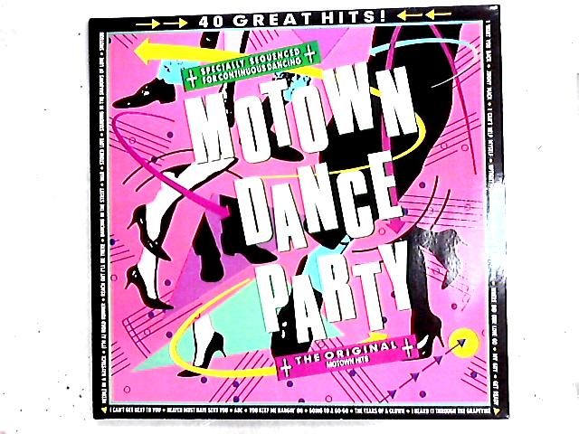Motown Dance Party 2LP Comp by Various