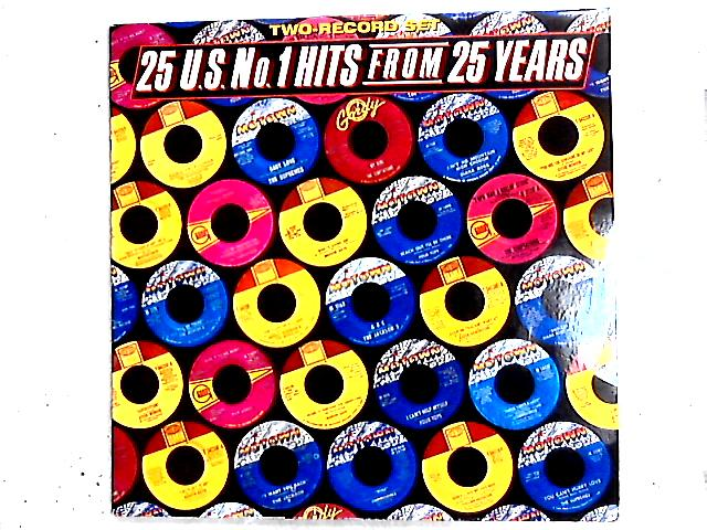 25 U.S. No.1 Hits From 25 Years 2LP Comp by Various