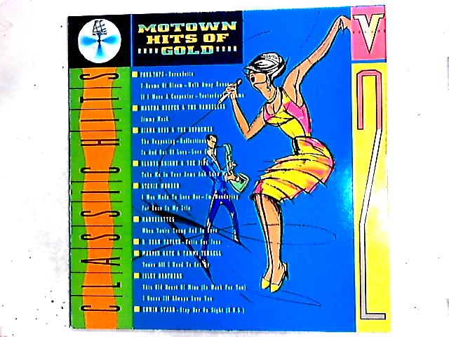 Motown Hits Of Gold Volume 2 Comp by Various