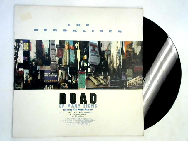Road Of Many Signs / Moon Sequence 12in 1st by The Herbaliser