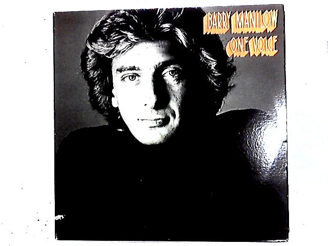 One Voice LP by Barry Manilow