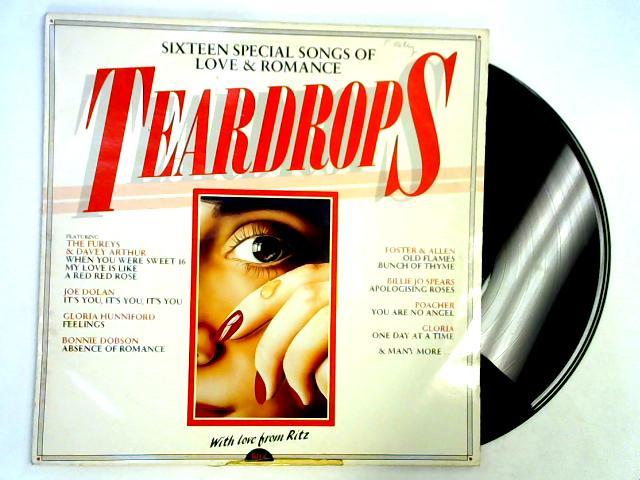 Teardrops LP by Various
