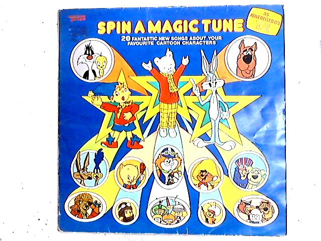 Spin A Magic Tune LP By Mike McNaught