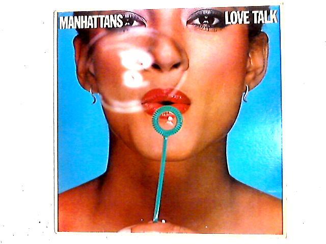 Love Talk LP by Manhattans