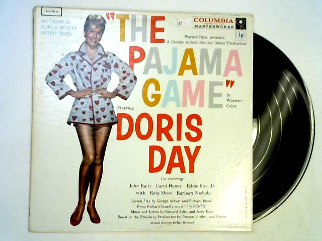 The Pajama Game LP by Doris Day & Various