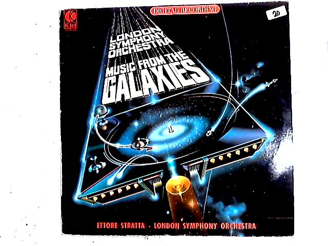 Music From The Galaxies LP by Ettore Stratta