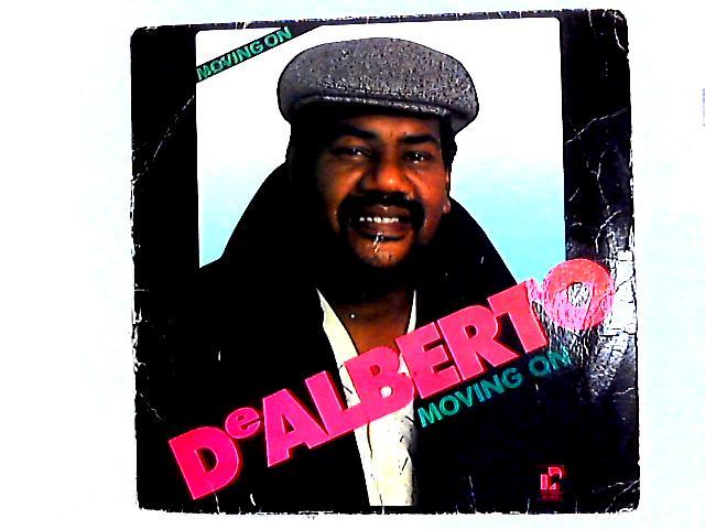 Moving On LP by De Alberto