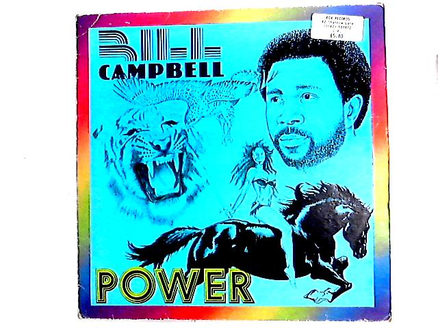 Power LP by Bill Campbell