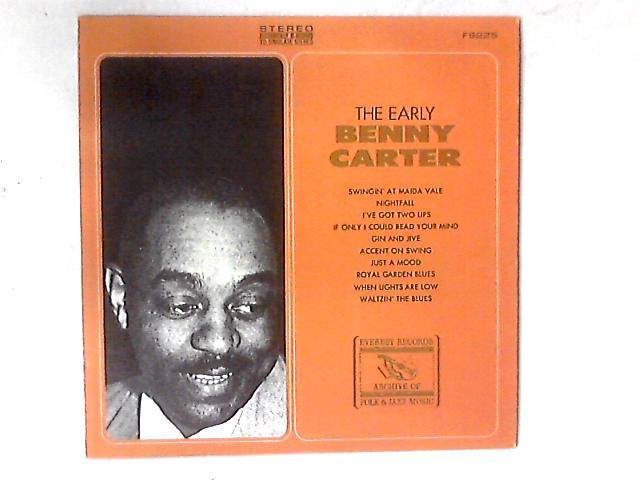 The Early Benny Carter LP By Benny Carter