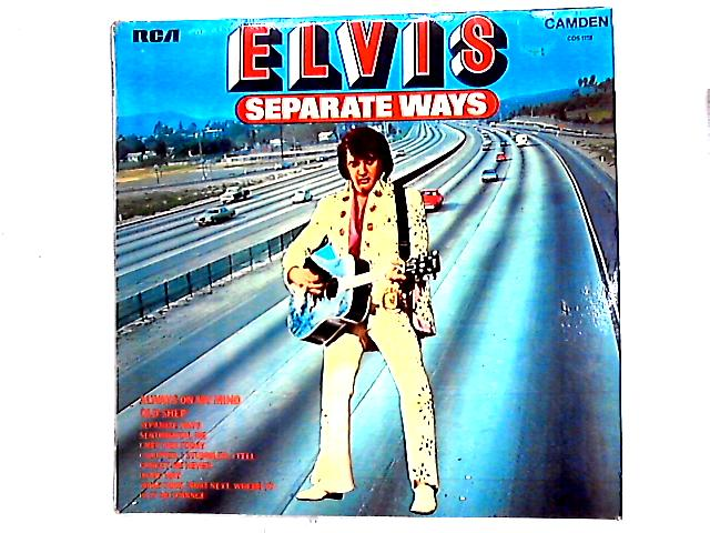 Separate Ways Comp by Elvis Presley