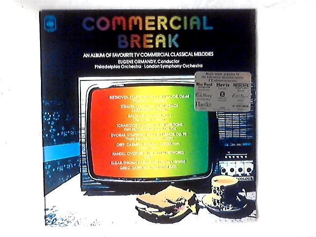 Commercial Break An Album Of Favourite TV Commercial Classical Melodies COMP By Various