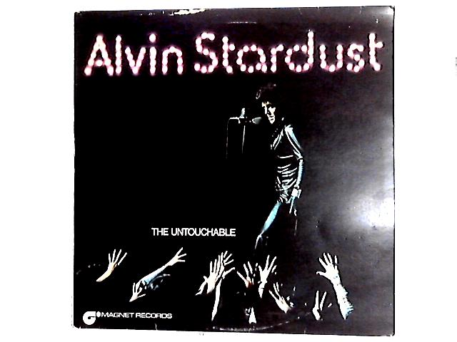 The Untouchable LP by Alvin Stardust