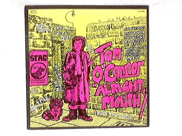 Alright Mouth LP By Tom O'Connor (3)