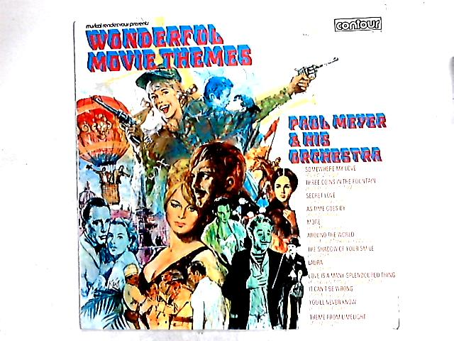 Wonderful Movie Themes Comp By Paul Meyer & His Orchestra