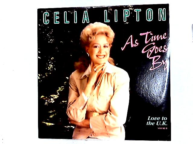 As Time Goes By - Love To The U.K. (Volume II) LP By Celia Lipton