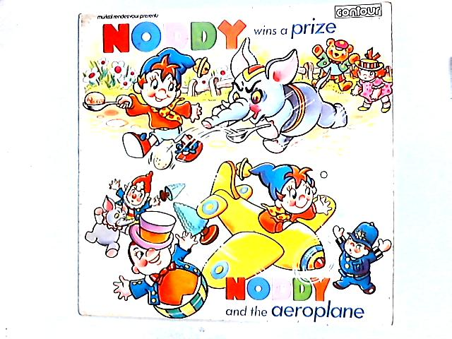 Noddy Wins A Prize / Noddy And The Aeroplane LP By Kathleen Davydd