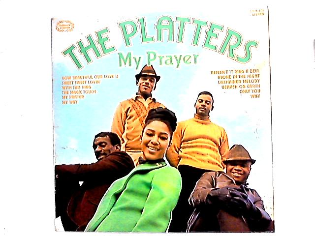 My Prayer LP By The Platters