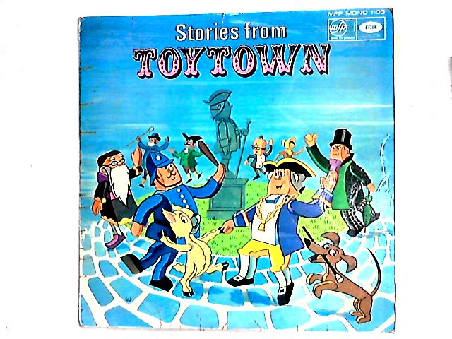 Stories From Toytown LP By S. G. Hulme Beaman