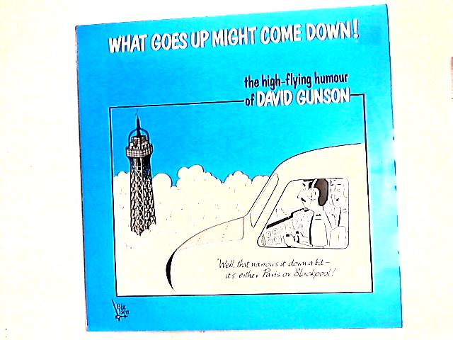 What Goes Up Might Come Down! LP By David Gunson