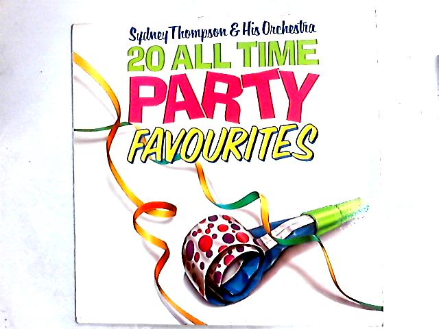 20 All Time Party Favourites LP By Sydney Thompson And His Orchestra