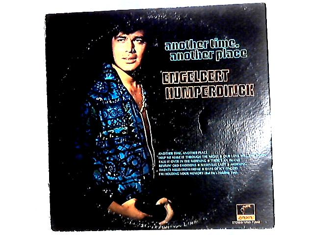 Another Time, Another Place LP By Engelbert Humperdinck