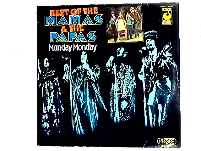 Best Of The Mamas & The Papas - Monday Monday Comp By The Mamas & The Papas