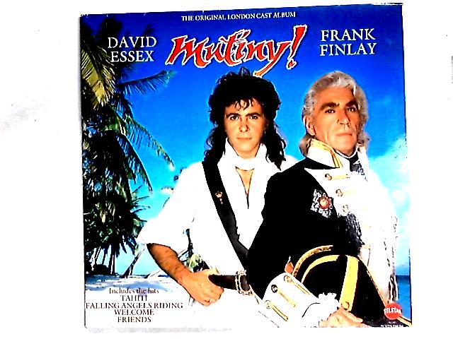 Mutiny! LP Gat By Original London Cast Of Mutiny